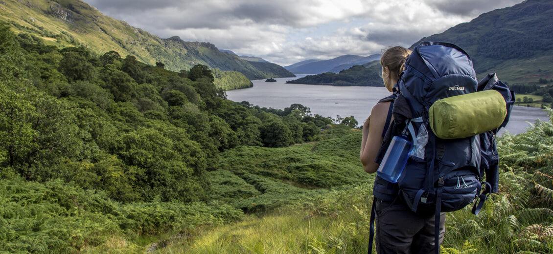 Trekking auf dem West Highland Way - Sieben Tage auf Schottlands bekanntem Fernwanderweg