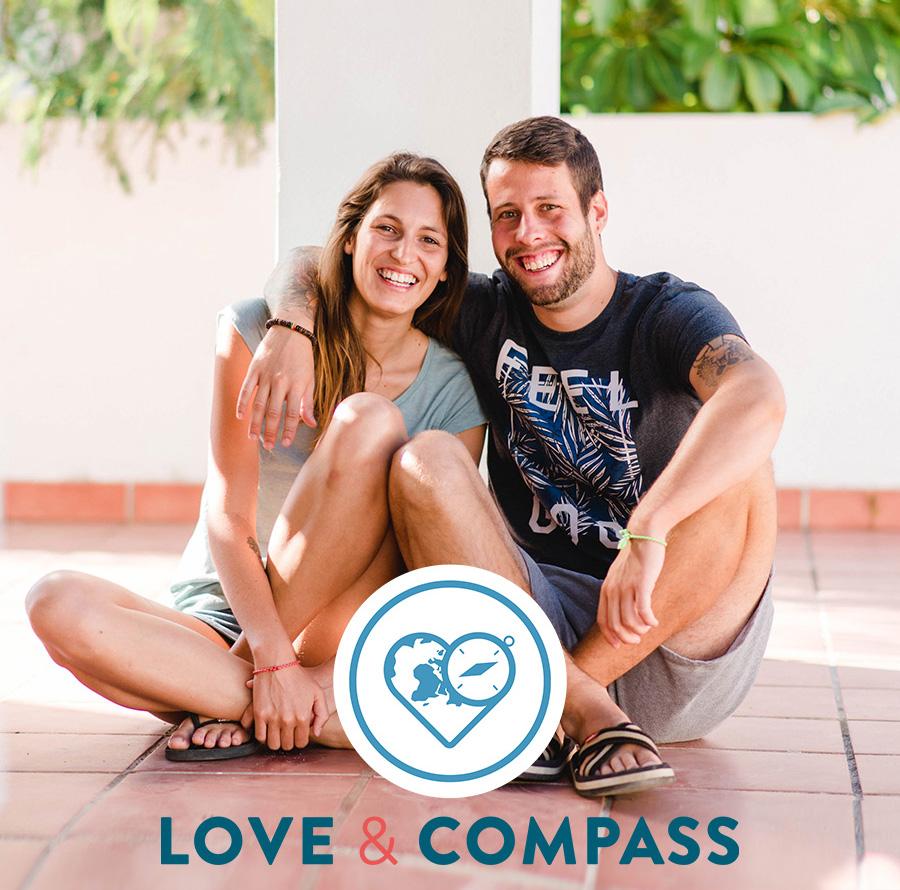 Tatonka - The Trekkin' Crew Stories: 5 Fragen an Sara und Marco vom Reiseblog Love and Compass.