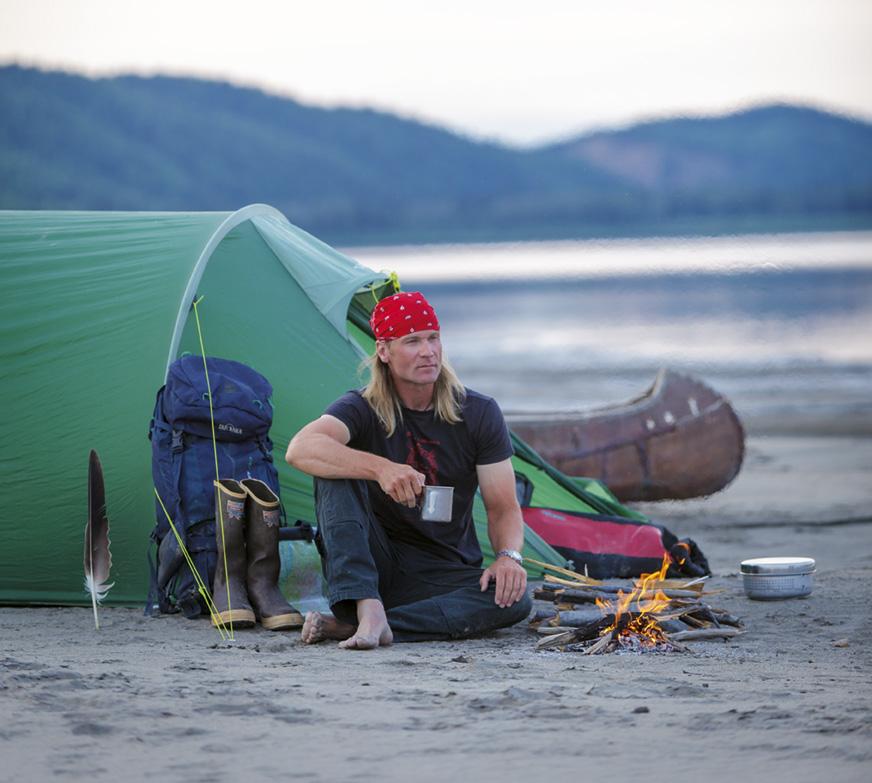 Gewinnspiel Be part of The Trekkin Crew - Veröffentliche deine Geschichte auf unserem Blog und gewinne eine Reise zum Yukon-River nach Alaska!