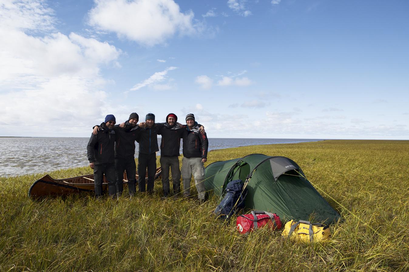 Gewinnspiel Be part of The Trekkin Crew - Reiche deine Geschichte ein und gewinne eine Reise zum Yukon-River nach Alaska!