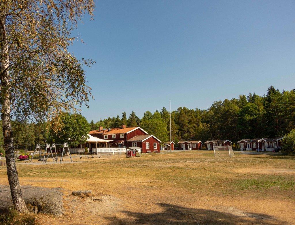 Schweden-Haus in Domarudden.