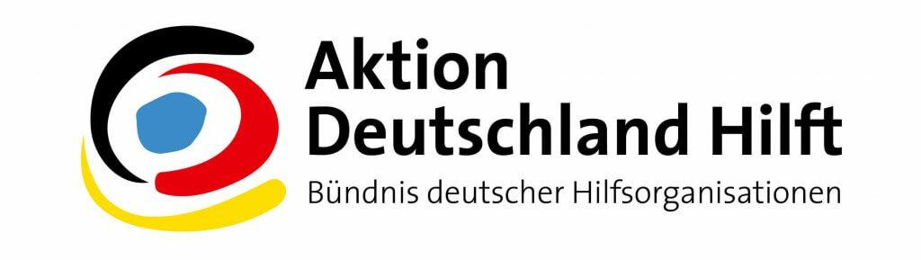 Logo der Hilfsorganisation Aktion Deutschland Hilft