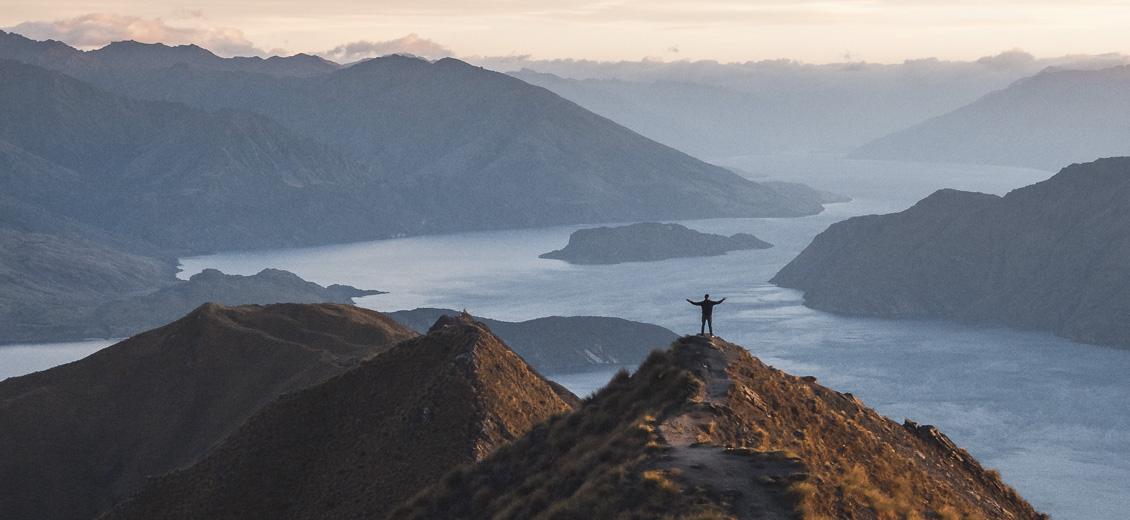 Roadtrip Neuseeland - Marvin Kuhr und Hannes Stier auf der Insel der Kiwis.