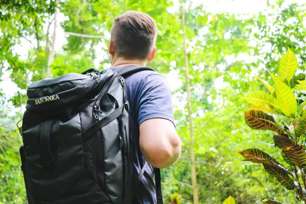 Der Norden Sulawesis: Dschungel, Tiere, Natur.
