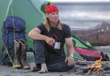 Dirk Rohrbach - Für die TatonkaTrekkin' Crew auf Abenteuer-Jagd.