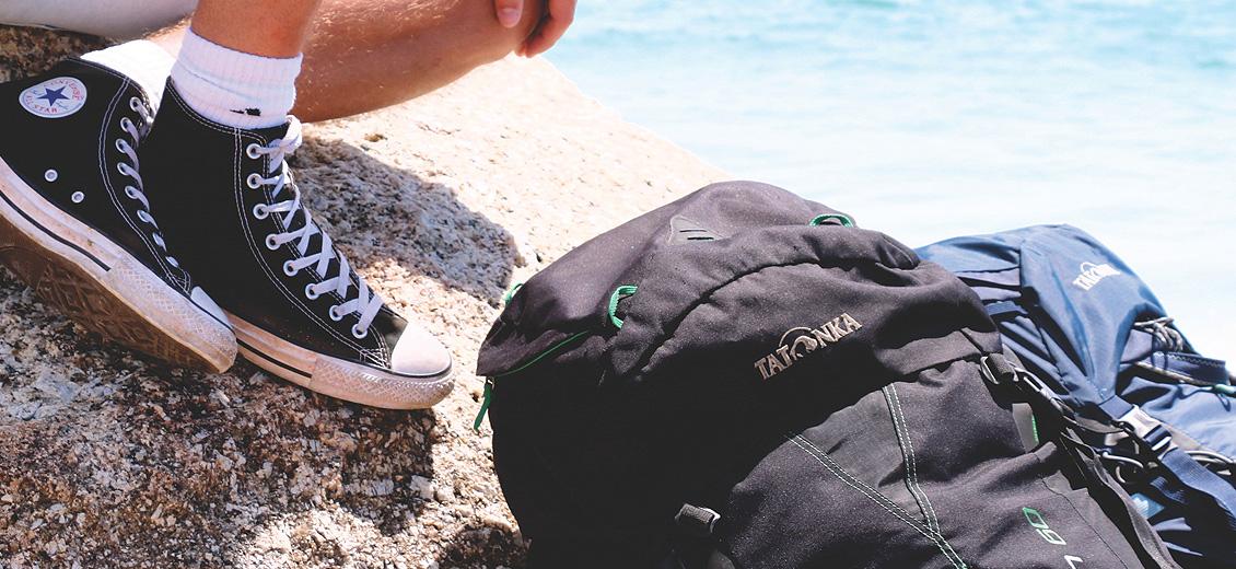 Packliste Tasmanien - Ania und Daniel vom Blog Geh Mal Reisen auf der kleinen Insel vor Australien.