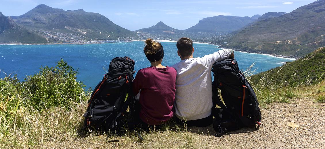 Garden Route Südafrika - Sara und Marco vom Blog Love and Compass fuhren mit einem Mietwagen entlang der bekannten Roadtrip-Route.