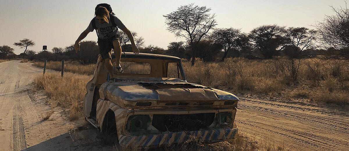 Botswana – Roadtrip durch das Land der Löwen & Elefanten