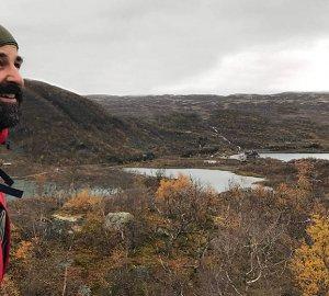 Trekking-Tour Norwegen Hardangervidda Weitwandern für Fortgeschrittene
