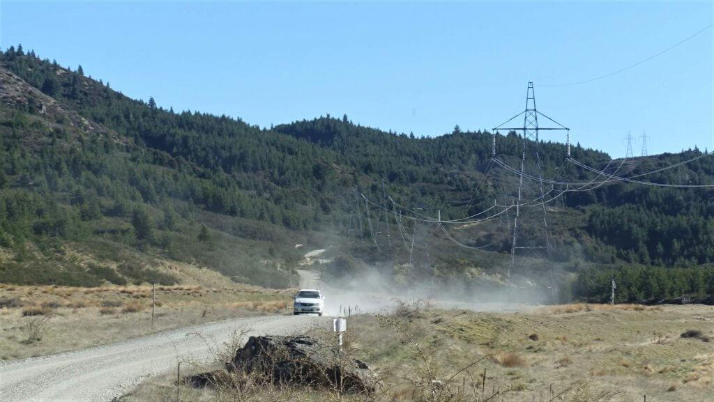 Work and Travel Neuseeland - Fahrt mit dem Auto Mitten ins Nirgendwo.